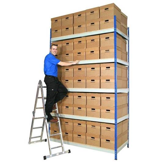 Picture of Rivet Archive Storage