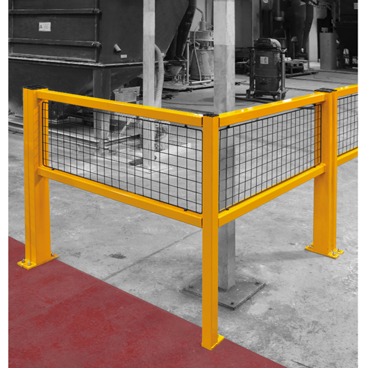 Picture of Mesh Infil Barriers