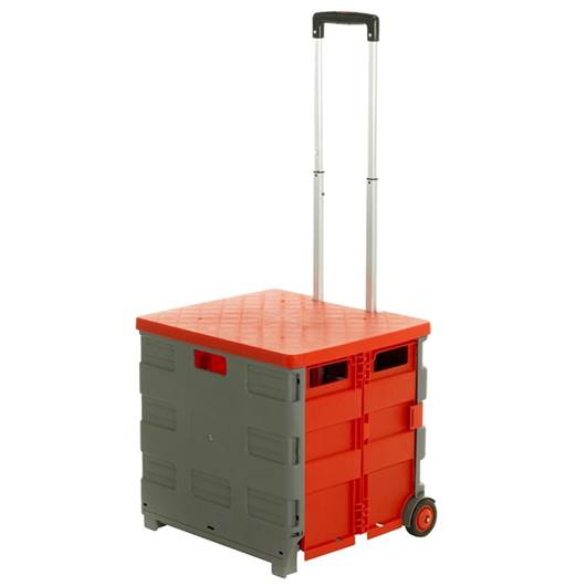 Picture of Folding Box Truck with Lid