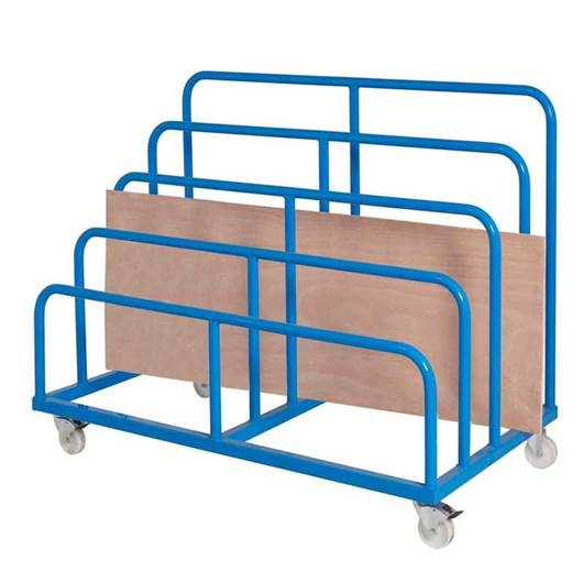 Picture of Mobile Variable Height Sheet Rack