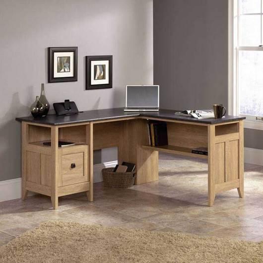 Picture of Home Study L-shape Desk